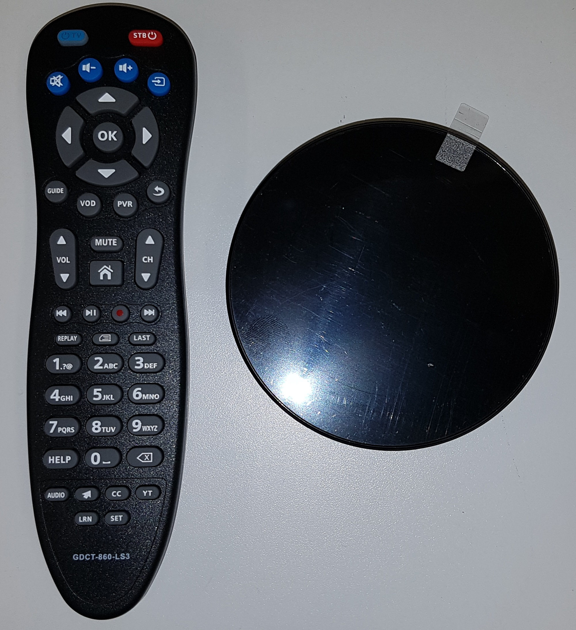 STB with Remote